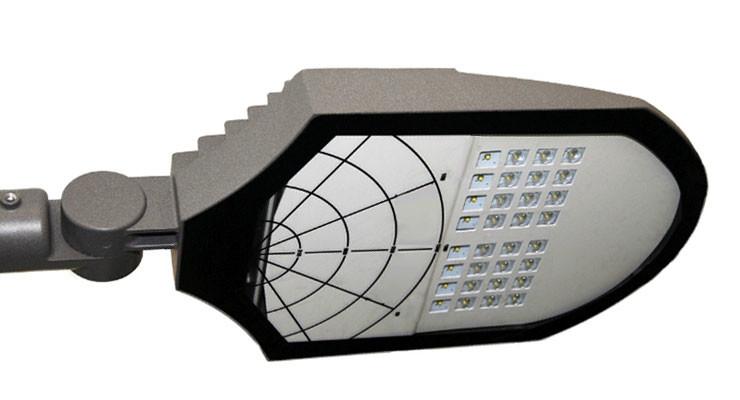 Plafoniere Per Lampioni Stradali : Lampione stradale a led g